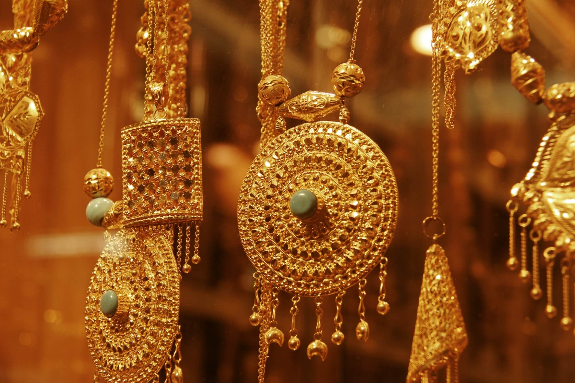 Gold Souk - CityGuideTour - augmented reality mobile app for tourists