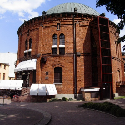 The Planetarium of W. Dziewulski