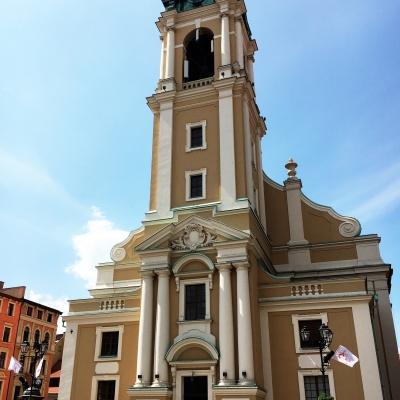 Kościół akademicki pw. Św. Ducha