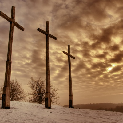 Three Crosses Moutain