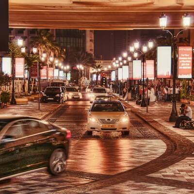 Jumeirah Beach Residence 'The Walk'