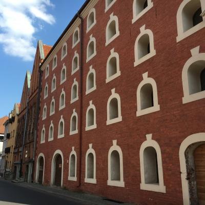 Late Renaissance granary