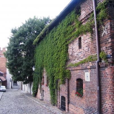 Gothic granary